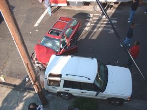 OAKLAND CAR ACCIDENT
