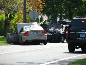 AUTOMOBILE ACCIDENT CLAIM